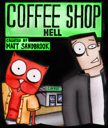 Cofee Shop Hell Cover